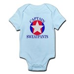 Captain Sweatpants Body Suit
