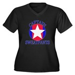 Captain Sweatpants Plus Size T-Shirt