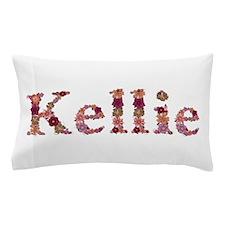 Kellie Pink Flowers Pillow Case