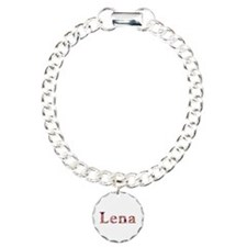 Lena Pink Flowers Bracelet