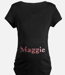 Maggie Pink Flowers T-Shirt