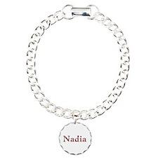 Nadia Pink Flowers Bracelet