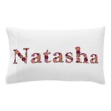 Natasha Pink Flowers Pillow Case