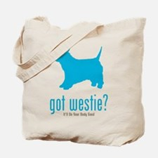 Westhighland White Terrier Tote Bag