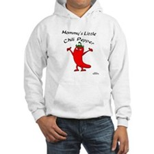 Mommy's Little Chili Pepper Hoodie
