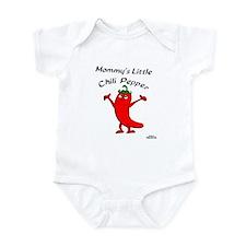 Mommy's Little Chili Pepper Infant Bodysuit