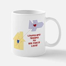 Loving & Missing Air Force Ma Mug