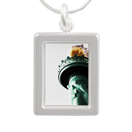 Flame of Liberty Necklaces