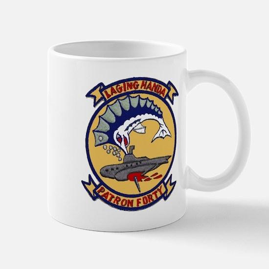 VP 40 Fighting Marlins Mug