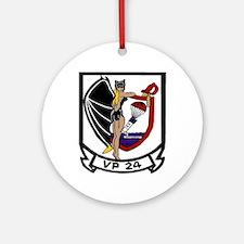VP 24 Batmen Ornament (Round)