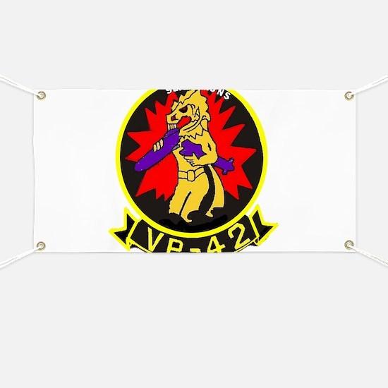 VP 42 Sea Demons Banner