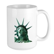 Lady Liberty Mugs