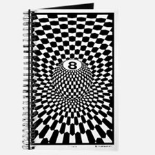 Checkered Eightball  Journal