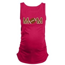 Football Mom Maternity Tank Top