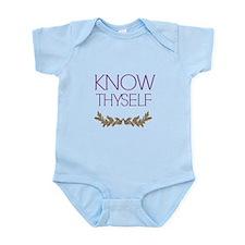 Know thyself Body Suit