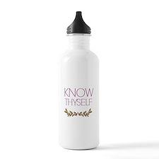Know thyself Water Bottle