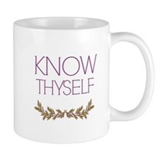 Know thyself Mugs