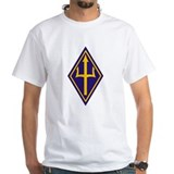 Vp 26 Mens White T-shirts