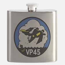 VP 45 Pelicans Flask