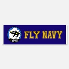 VP 45 Pelicans Bumper Bumper Sticker