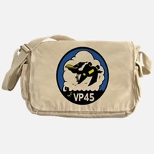 VP 45 Pelicans Messenger Bag
