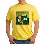 Timmys Bestest Buddy Yellow T-Shirt
