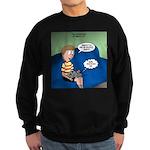 Timmys Bestest Buddy Sweatshirt (dark)