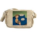 Timmys Bestest Buddy Messenger Bag