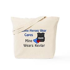 Kevlar Hero Tote Bag