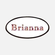 Brianna Pink Flowers Patch