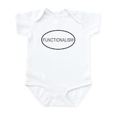 FUNCTIONALISM Infant Bodysuit