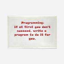 Programming Rectangle Magnet