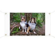 Sheltie Tough Sheltie Ruff Banner