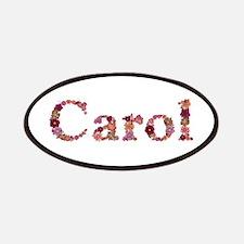 Carol Pink Flowers Patch
