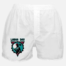 Labor Day Boxer Shorts