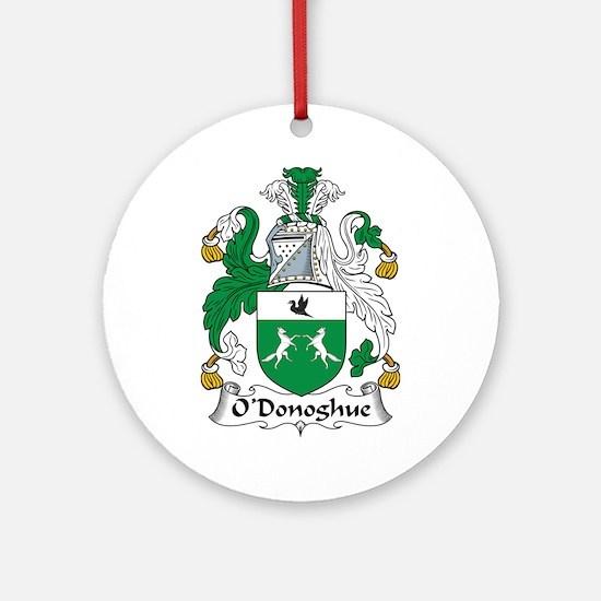 O'Donoghue Ornament (Round)