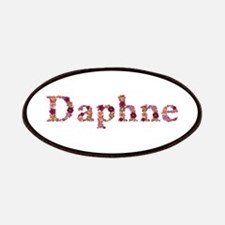 Daphne Pink Flowers Patch