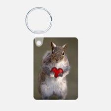 Squirrel Lover Keychains