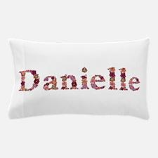 Danielle Pink Flowers Pillow Case