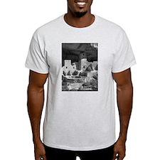 Mesa Verde National Park B/W T-Shirt
