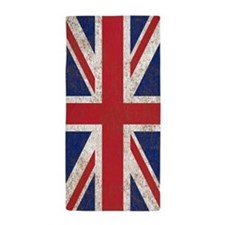 UK British Flag Union Jack Beach Towel
