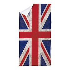 UK British Flag Union Jack Beach Towel
