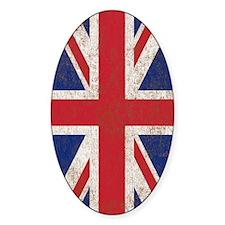 UK British Flag Union Jack Decal