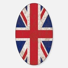 UK British Flag Union Jack Decal