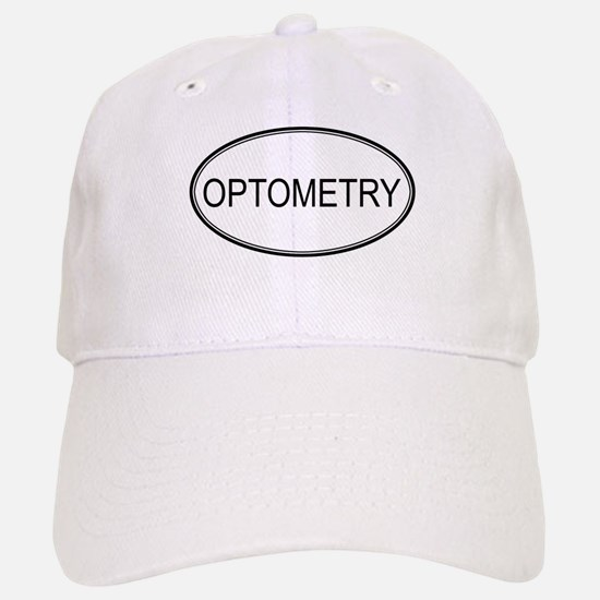 OPTOMETRY Baseball Baseball Cap