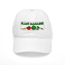 Plant Manager Gardening Baseball Baseball Cap