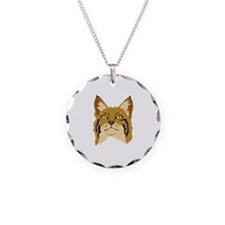 Bobcat Necklace