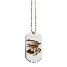 Mushrooms Dog Tags