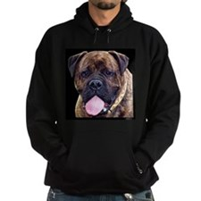 Brindle Bullmastiff Head Hoody