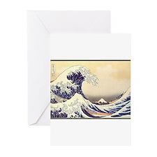 Kanagawa Japanese Art Greeting Cards